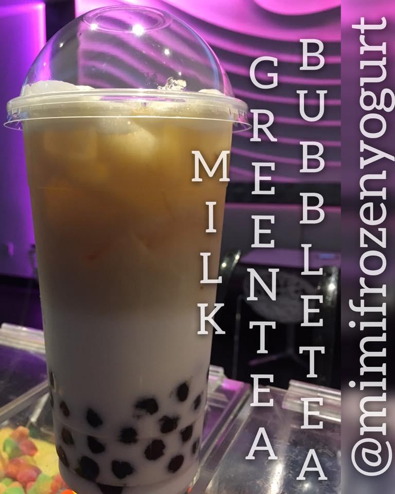 Mimi Frozen Yogurt - Miami Beach Combination