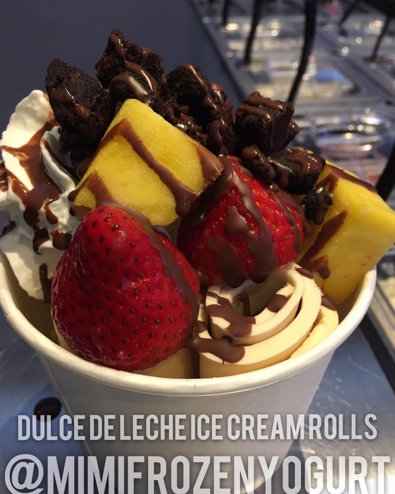 Mimi Frozen Yogurt - Miami Beach Informative