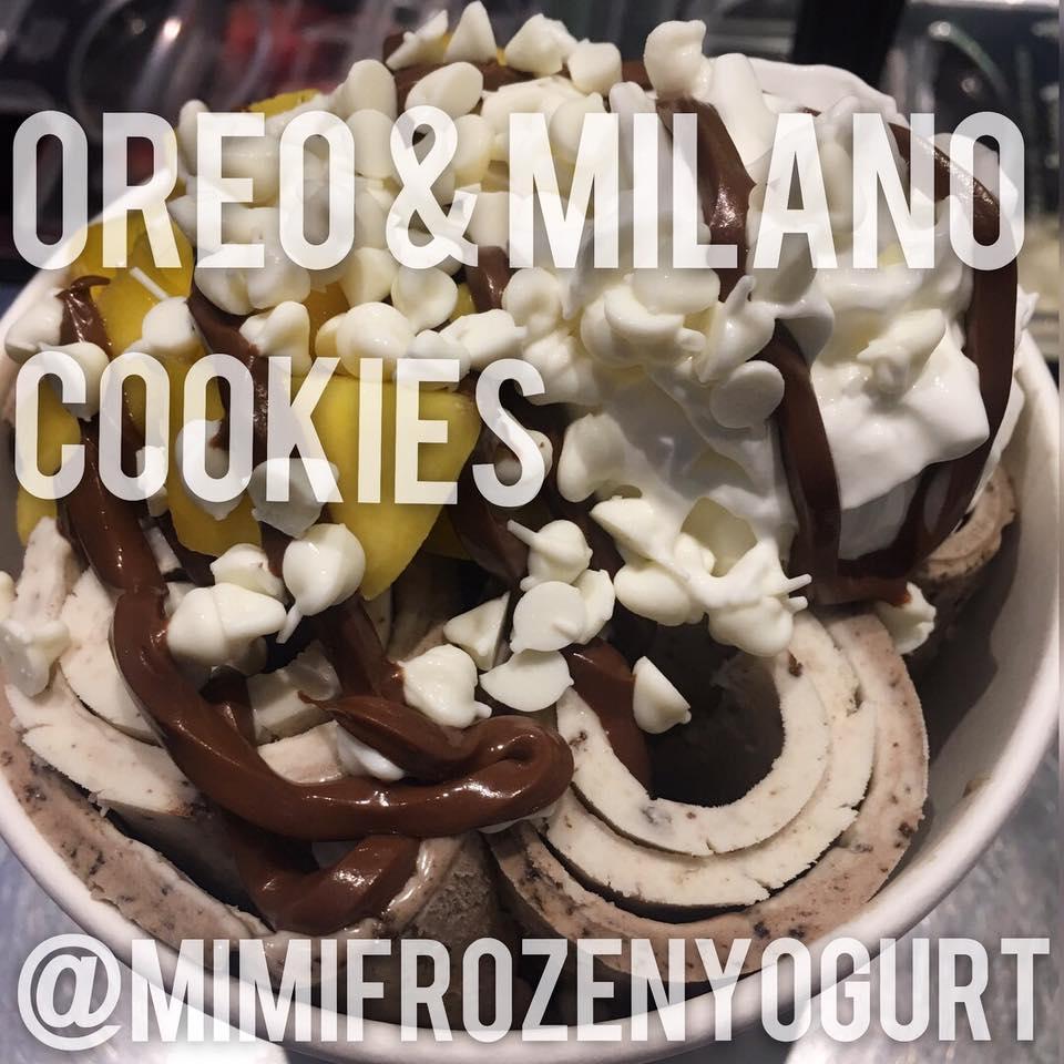 Mimi Frozen Yogurt - Miami Beach Webpagedepot
