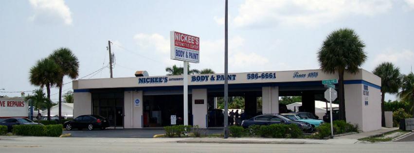 Nickee's Automotive Center Body & Paint - West Palm Beach Webpagedepot