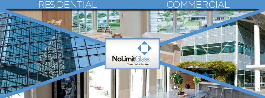 No Limit Glass Glass/window