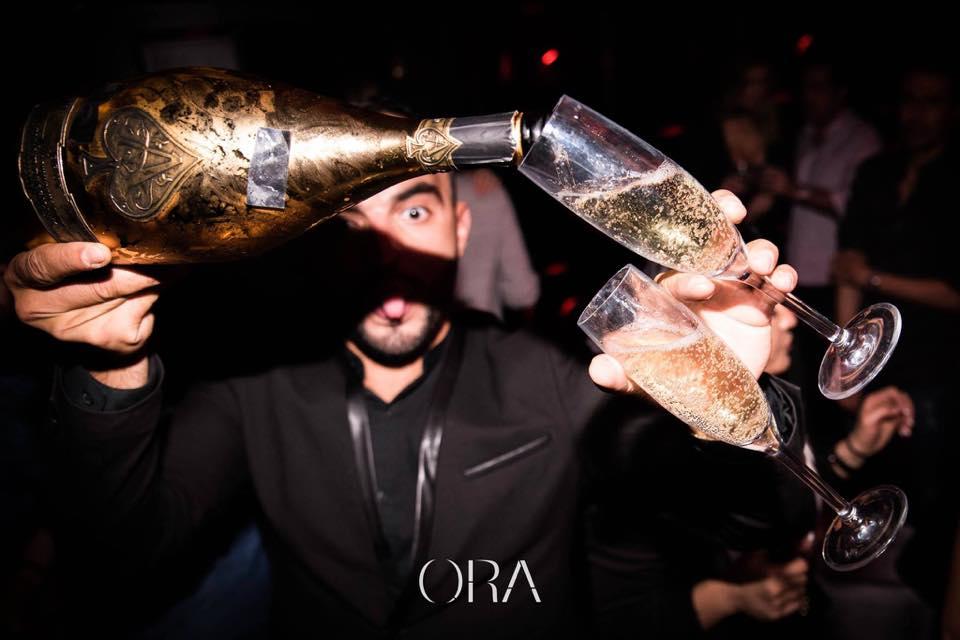 Ora Nightclub - Miami Beach Conversation