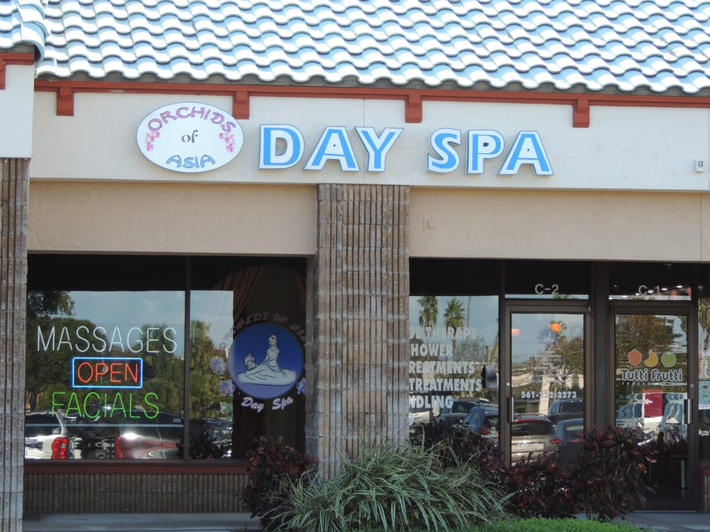 Orchids of Asia Day Spa & Massage - Jupiter Information