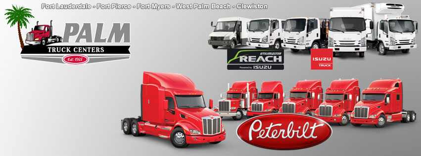 Palm Truck Centers - West Palm Beach Information