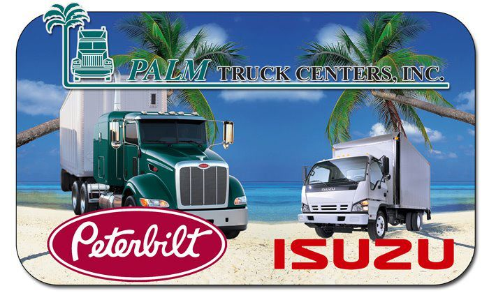 Palm Truck Centers - West Palm Beach Convenience