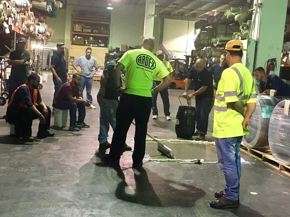 Patriot Flooring Supplies - West Palm Beach Environment