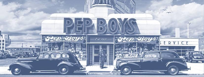 Pep Boys Auto Parts & Service - West Palm Beach Combination