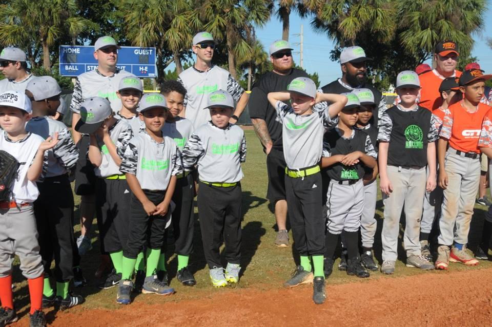 Phipps Park Baseball - West Palm Beach Convenience