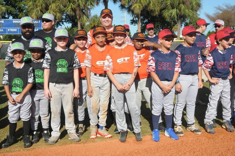 Phipps Park Baseball - West Palm Beach Regulations
