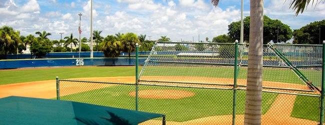 Phipps Park Baseball - West Palm Beach Wheelchairs