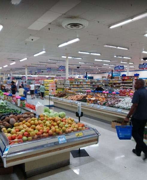 President Supermarket # 8 - West Palm Beach Informative