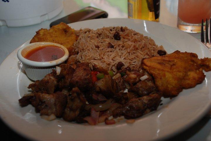 Prosperity Island Restaurant Establishment