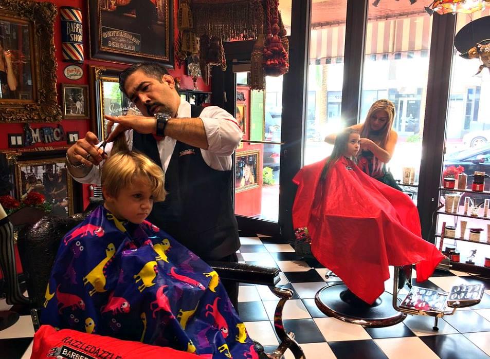razzledazzle Barbershop - Surfside Razzledazzle