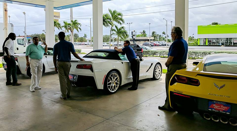 Roger Dean Chevrolet - West Palm Beach Information
