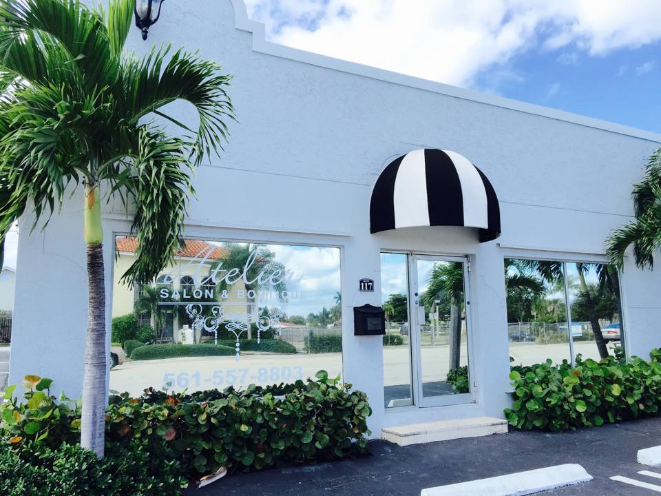 Salon and Boutique Atelier - West Palm Beach Cleanliness