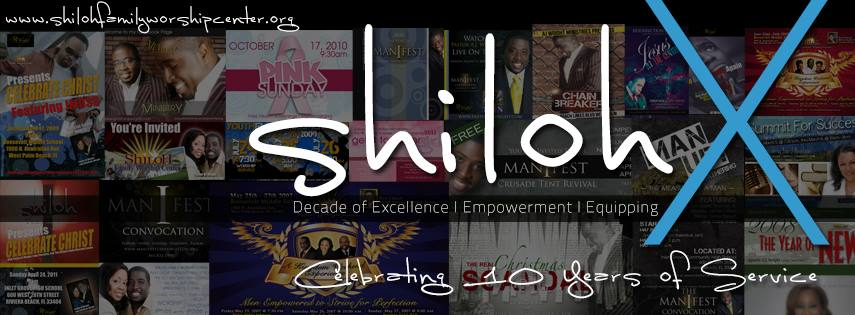 Shiloh Family Worship Center Webpagedepot
