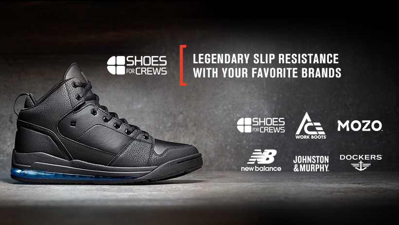 Shoes For Crews Webpagedepot