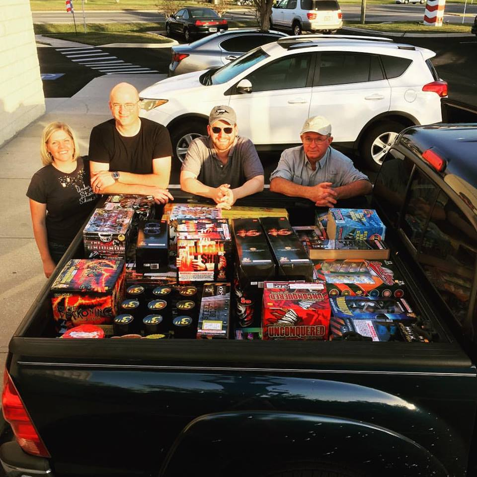 Sky King Fireworks - West Palm Beach Webpagedepot