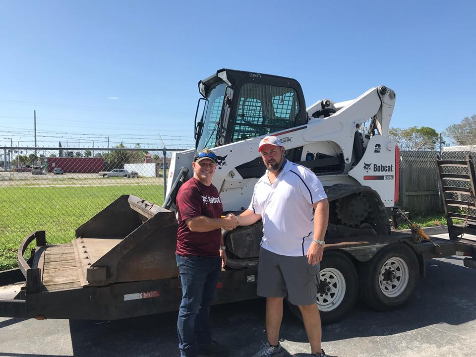 Smith Bros Contracting Equipment - West Palm Beach Cleanliness
