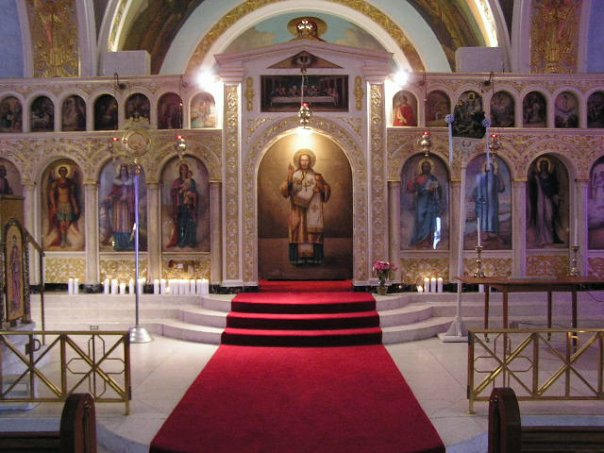 St. Catherine's Greek Orthodox Church - West Palm Beach Audio/mobile