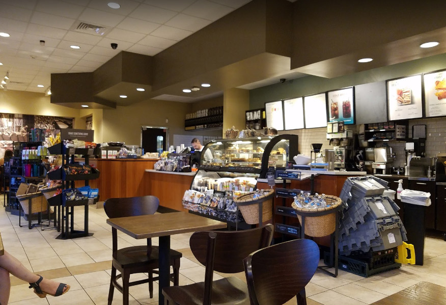 Starbucks - West Palm Beach Okeechobee