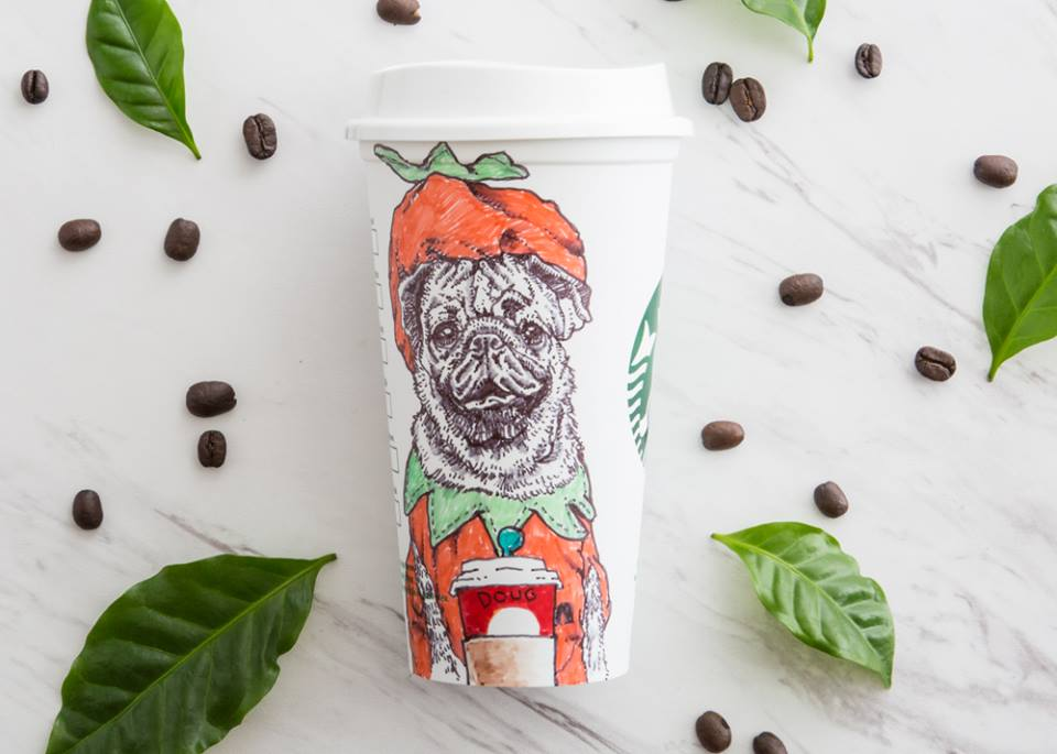 Starbucks Clematis Starbucks