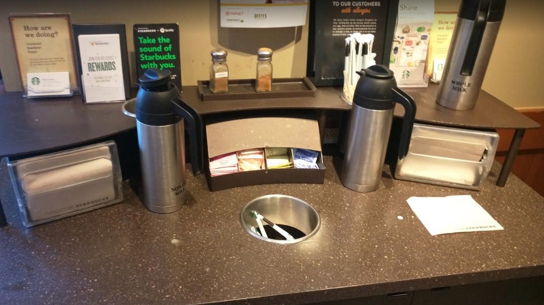Starbucks - West Palm Beach Information