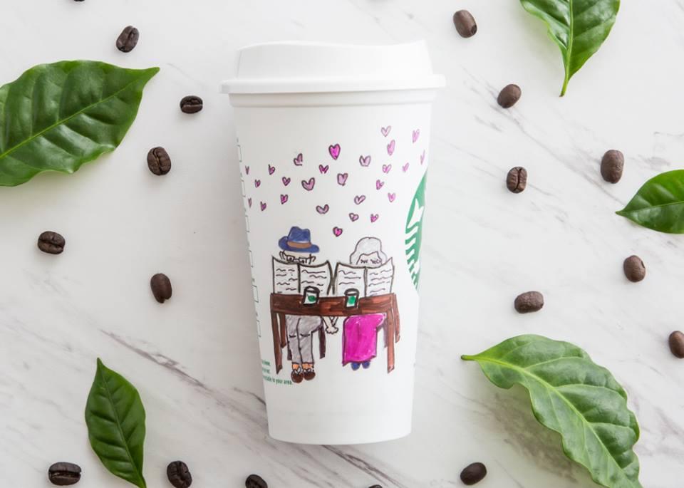 Starbucks Clematis Informative