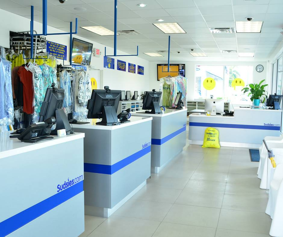 Sudsies Dry Cleaners - Miami Beach Informative