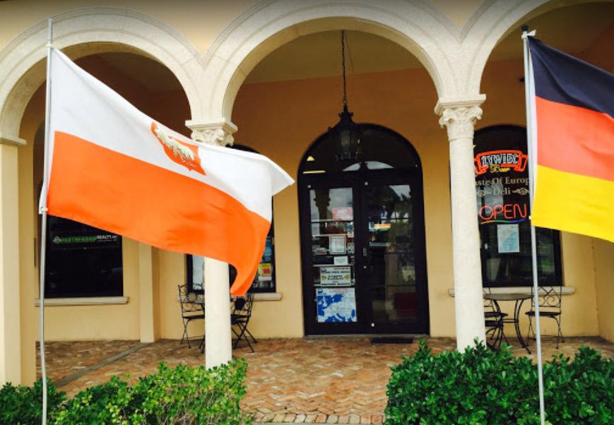Taste of Europe Deli - West Palm Beach Informative