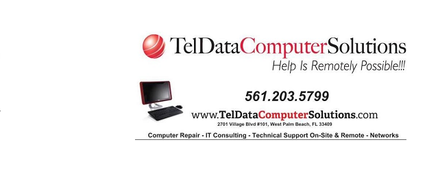 TelData Computer Solutions - West Palm Beach Appointments