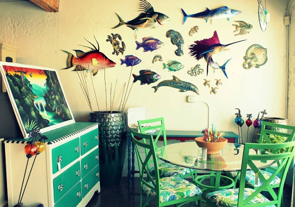 The Painted Mermaid Contemporary