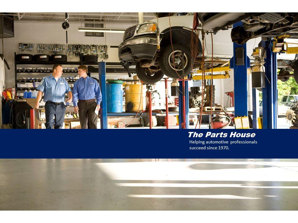 The Parts House - West Palm Beach Convenience