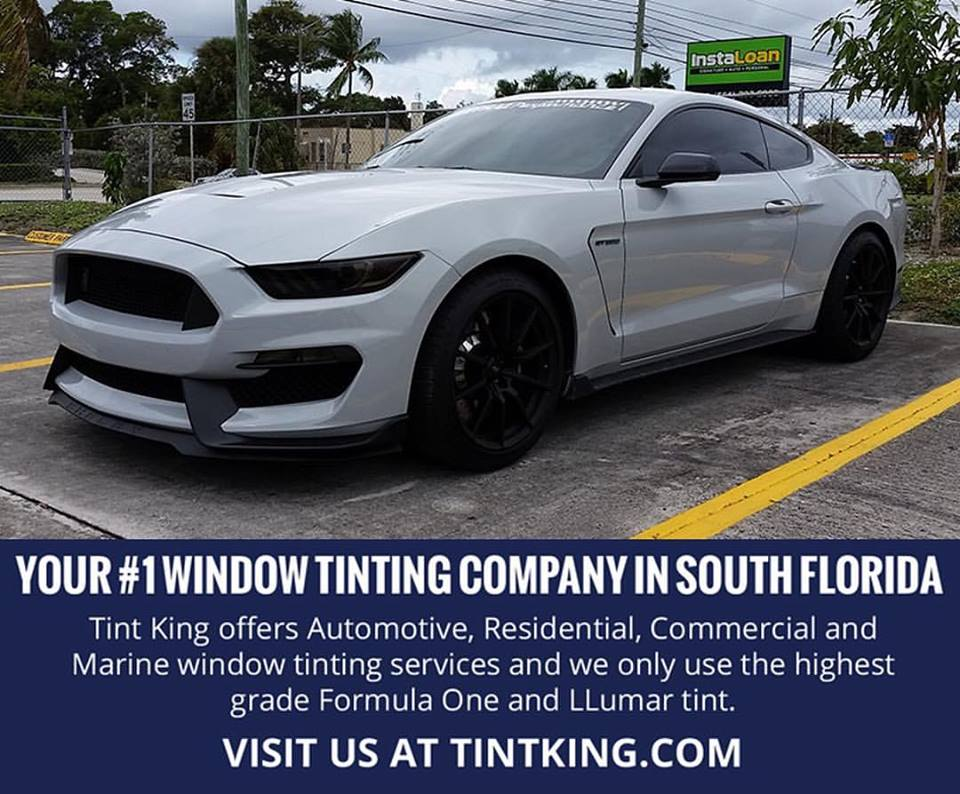 Tint King - West Palm Beach Appointments