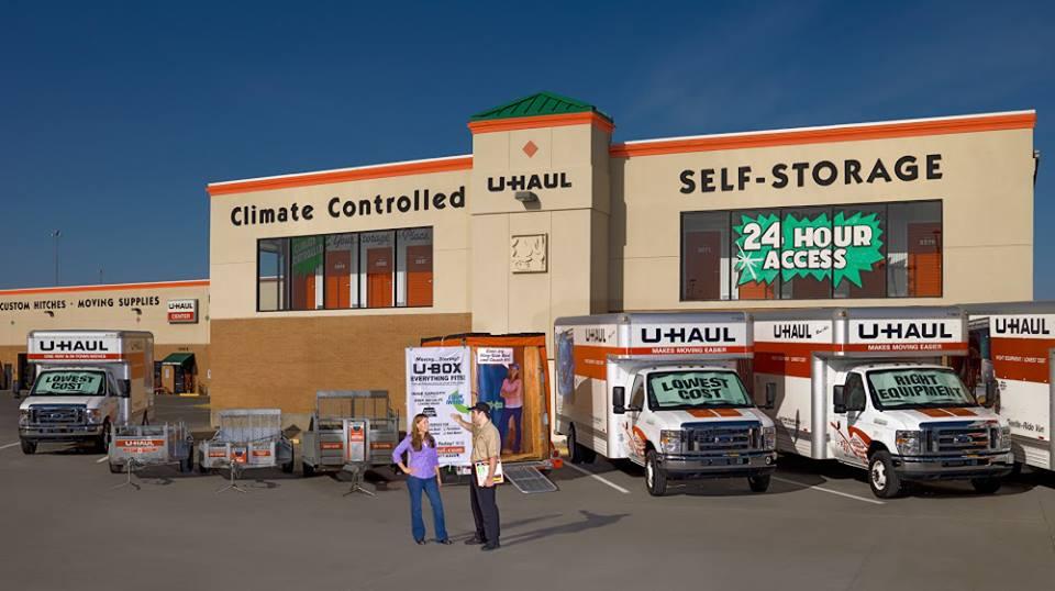 U-Haul West Palm Beach lease