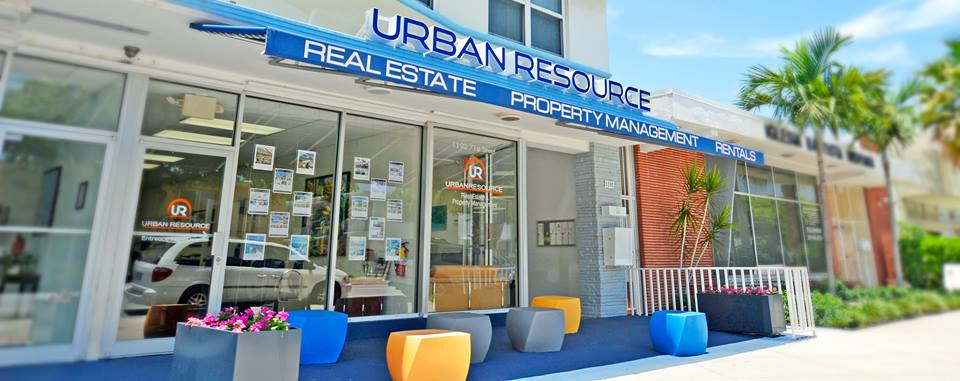 Urban Resource Maintenance