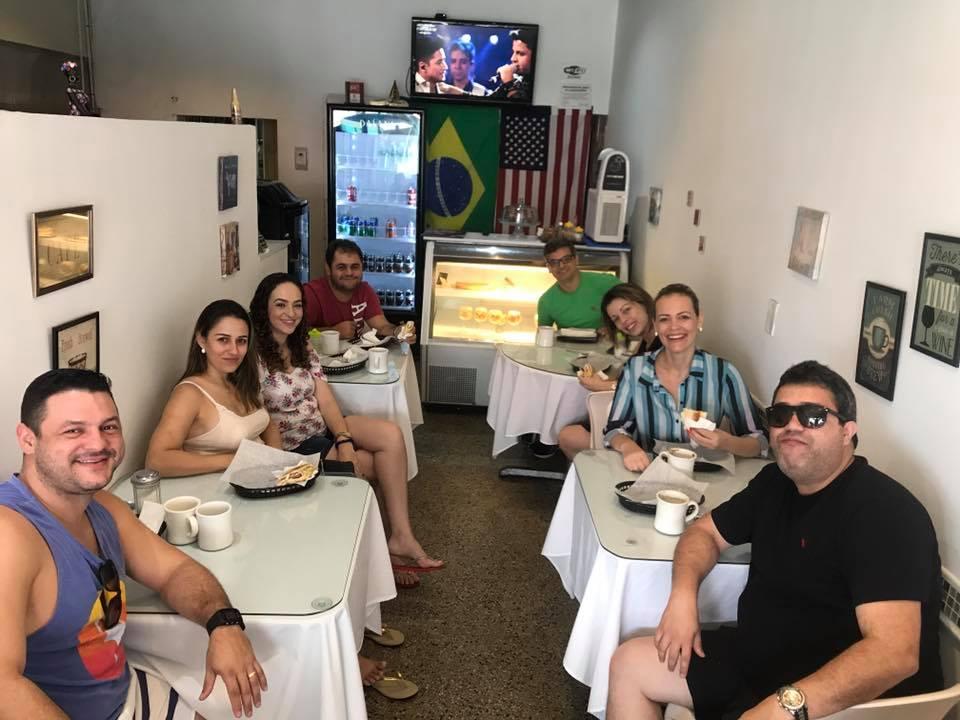 Varanda's Brasil Café - Miami Beach Establishment
