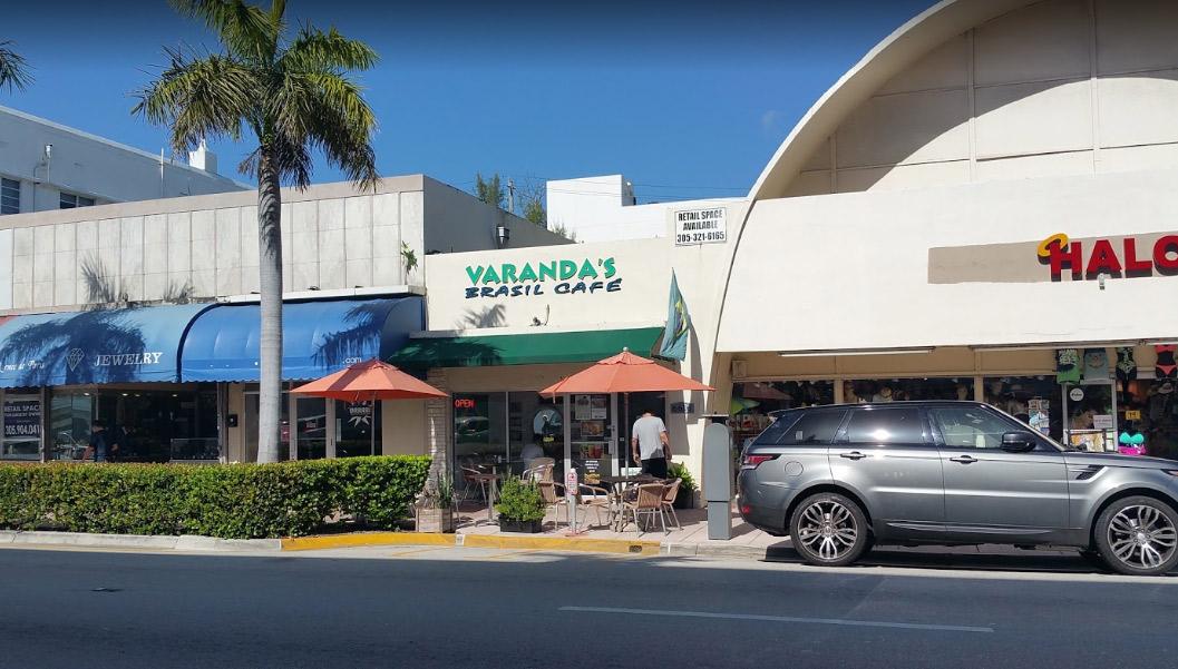 Varanda's Brasil Café - Miami Beach Flexibility