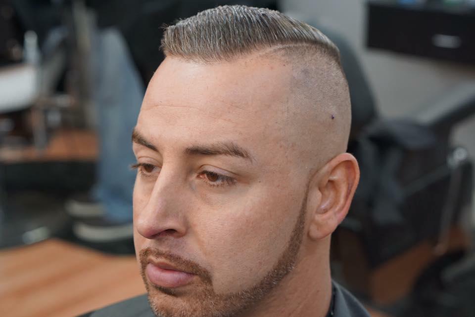 VIP Barber Shop Webpagedepot