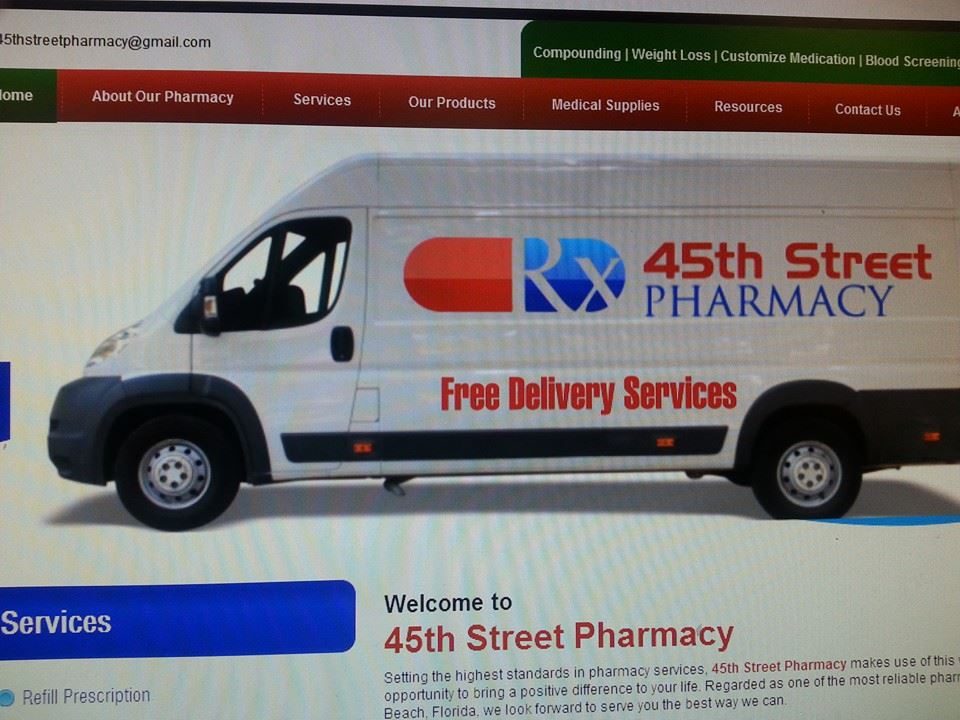 45th Street Pharmacy - West Palm Beach Comfortable