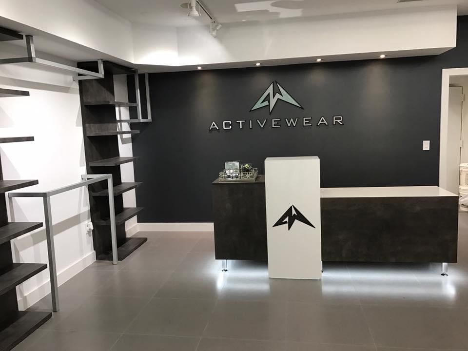 Activewear - Aventura Organization