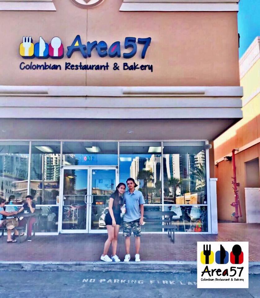 Area 57 Colombian Restaurant & Bakery - Sunny Isles Beach Webpagedepot