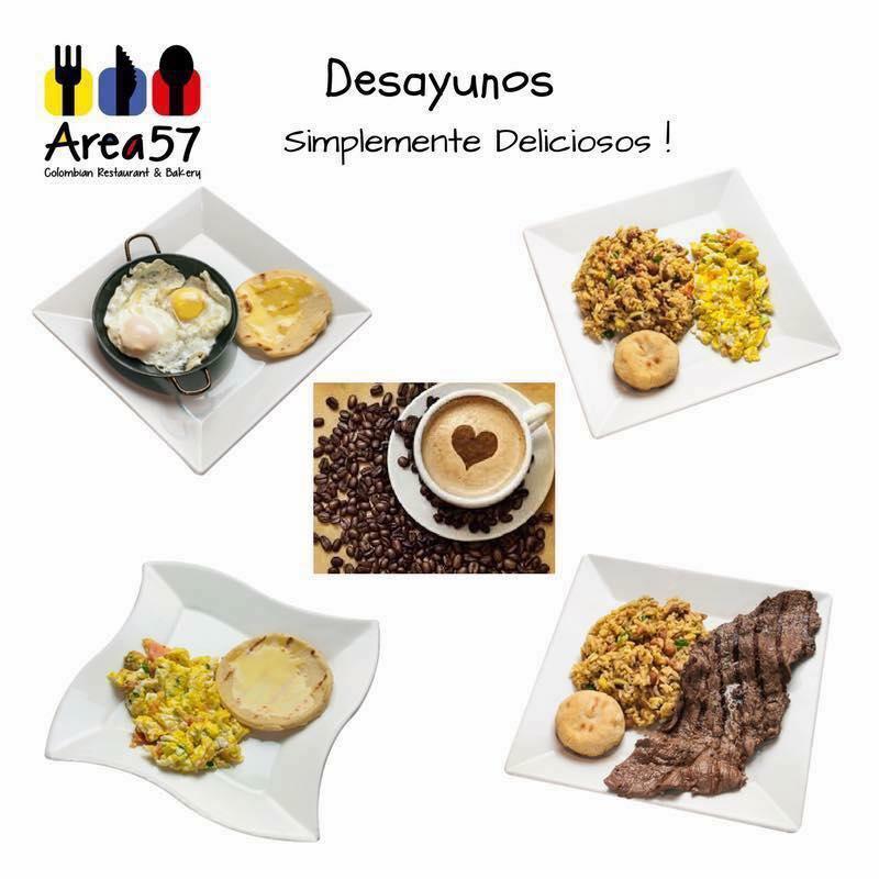 Area 57 Colombian Restaurant & Bakery - Sunny Isles Beach Restaurants