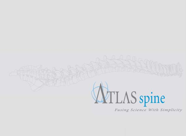 Atlas Spine - Jupiter Professionals