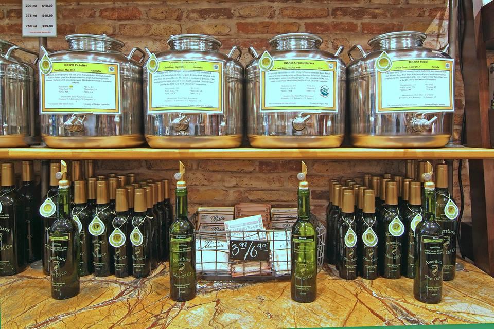 Aventura Olive Oil Co. - Aventura Information