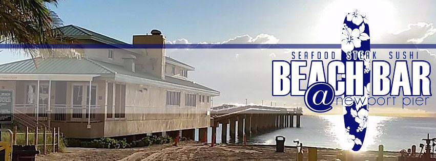 Beach Bar at Newport Pier - Sunny Isles Beach Accommodate