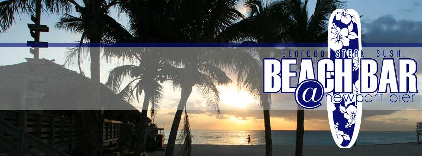 Beach Bar at Newport Pier - Sunny Isles Beach Comfortable