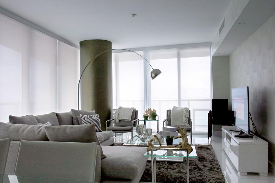 Blinds Shades and Shutters - Sunny Isles Beach Customizable