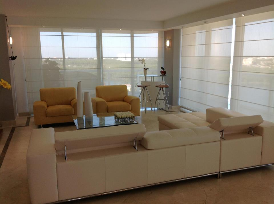 Blinds Shades and Shutters - Sunny Isles Beach Improvement