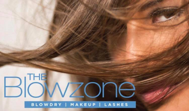 The Blowzone - A blow Dry Bar - Jupiter Organization